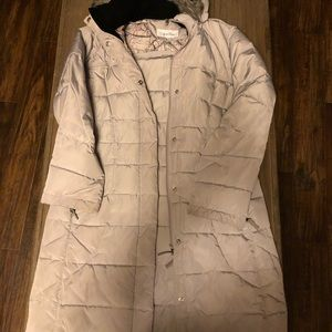 Calvin Klein Coat size L